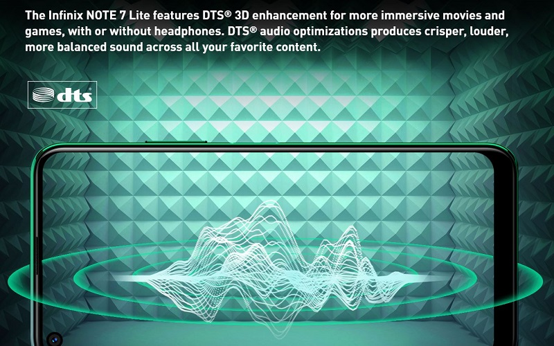 3 Dimension Sound System