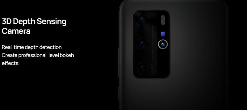 3D Depth Sensing Camera