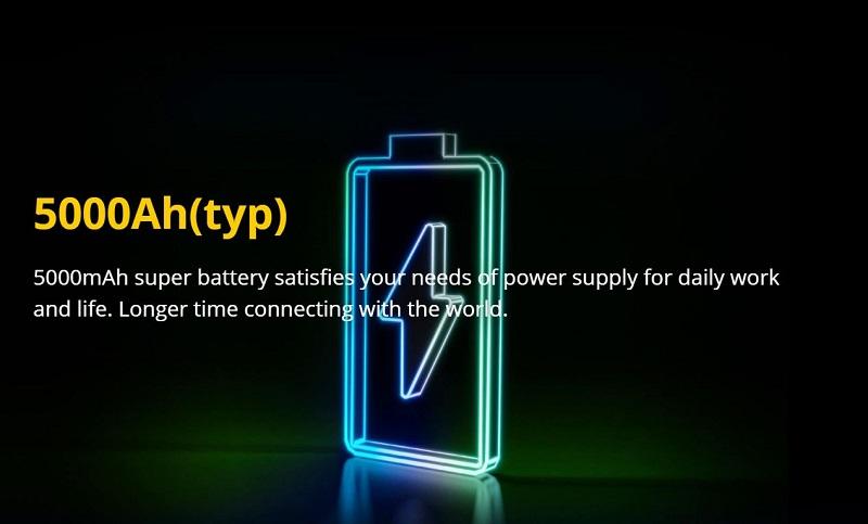 5000Ah Super Battery