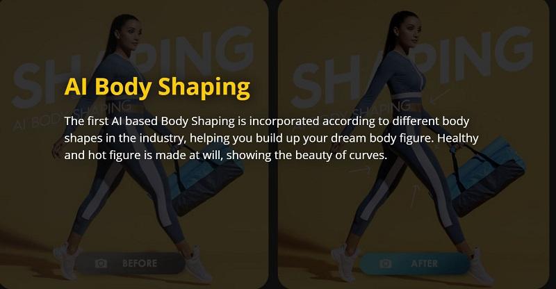 AI Body Shaping