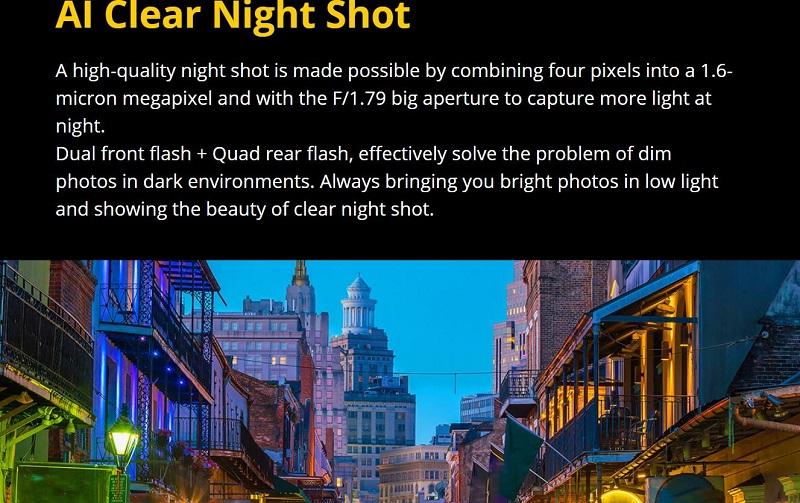 AI Clear Night Shot