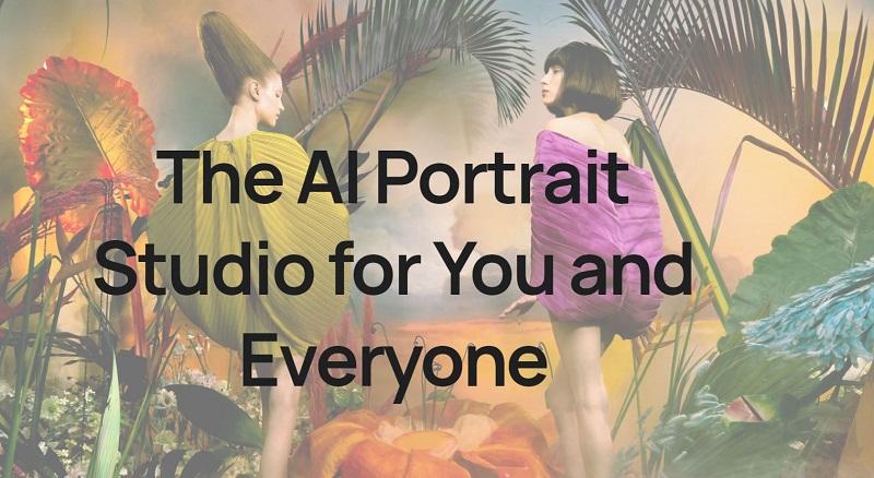 AI Portrait Studio