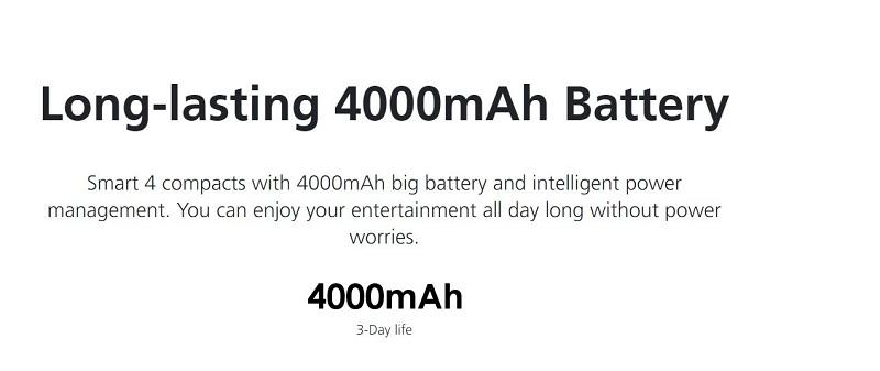 Bigger Battery Capacity