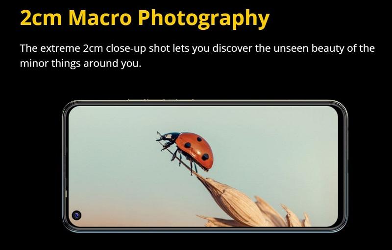 Camon 15 Air Macro Photography
