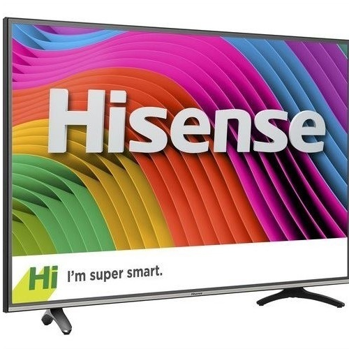 Hisense 75 Inch 4K Ultra HD Smart LED TV 75B7500UW (2019 Model)