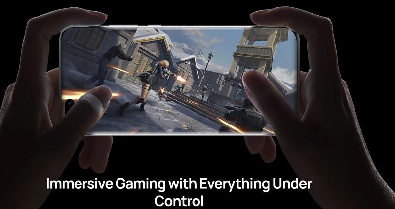 Immersive Gaming