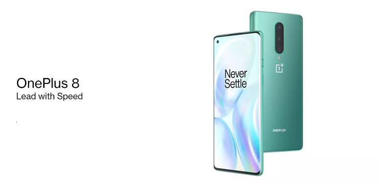 OnePlus 8 Features