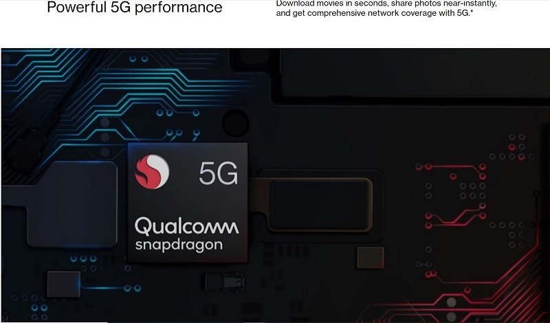 Powerful 5G Performance