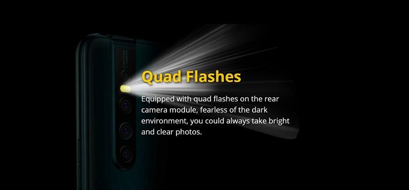 Quad Flashes