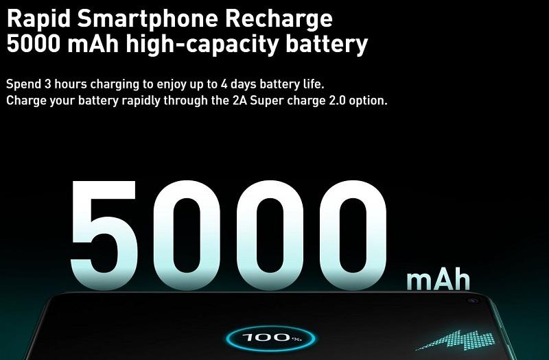 Rapid Smartphone Recharge
