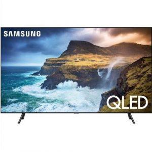 SAMSUNG 65 Inch Class 4K Ultra HD (2160P) HDR Smart QLED TV QA65Q70R