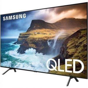 SAMSUNG 75 Inch Class 4K Ultra HD (2160P) HDR Smart QLED TV QA75Q70R
