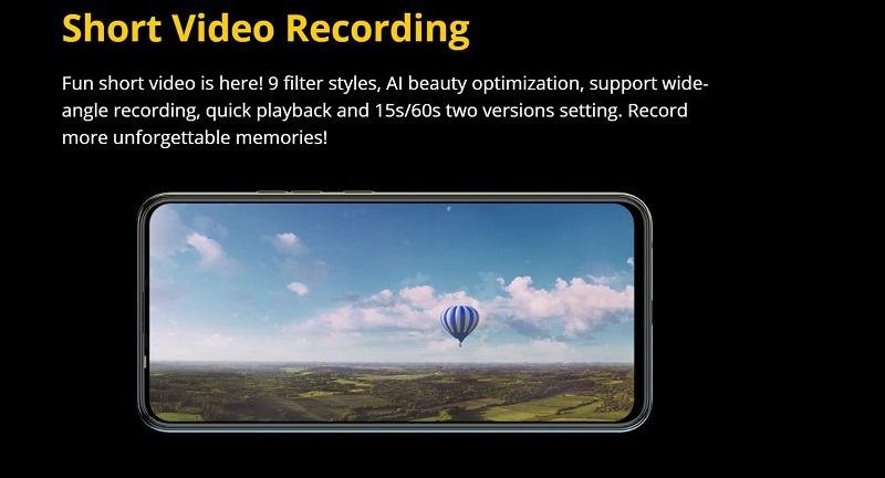 Short Video Recording