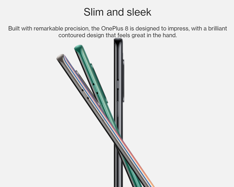 Slim and Sleek Design