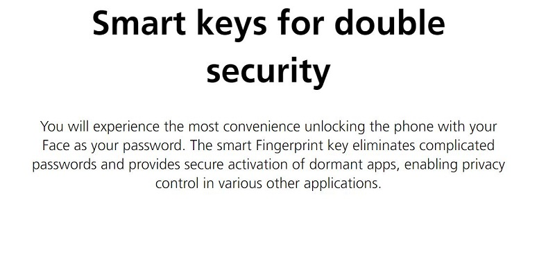 Smart Keys For Double Security