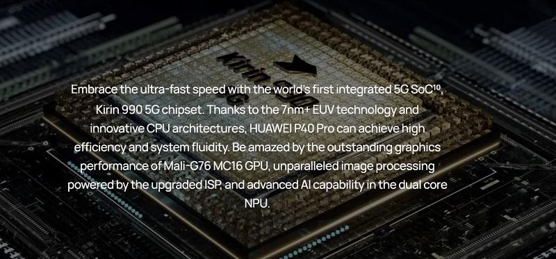 Ultra Fast Speed Processor