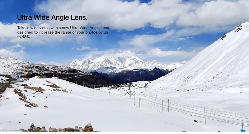 Ultra Wide Angle Lens