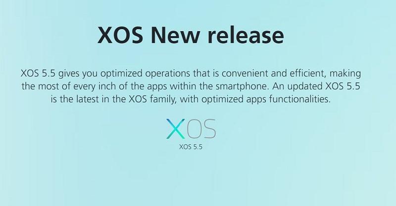 XOS New Release