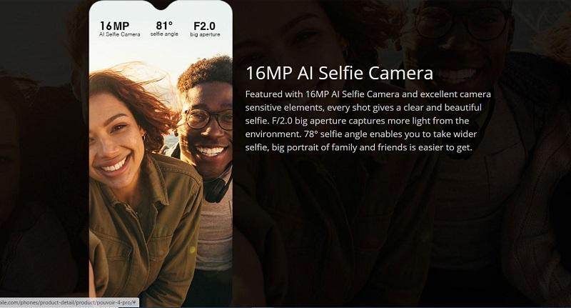 AI Selfie Camera