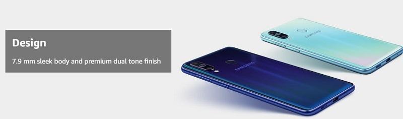 Galaxy M40 Design