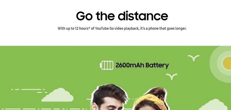 Long-Lasting Battery capacity