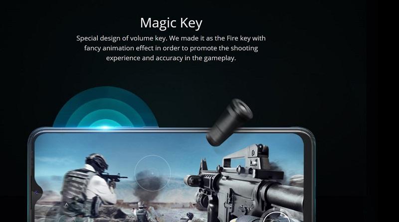 Magic Volume Key
