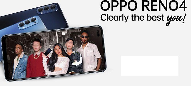 Oppo Reno 4 Features