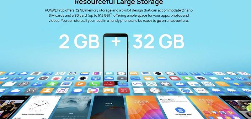 Resourceful Large Storage