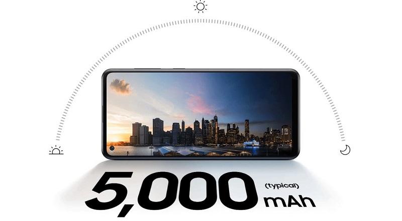 Samsung A21s 5000mAH battery