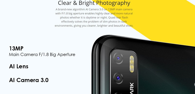 Spark 5 Air Clear and Bright Photography