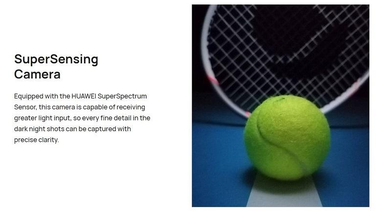 Super Sensing Camera