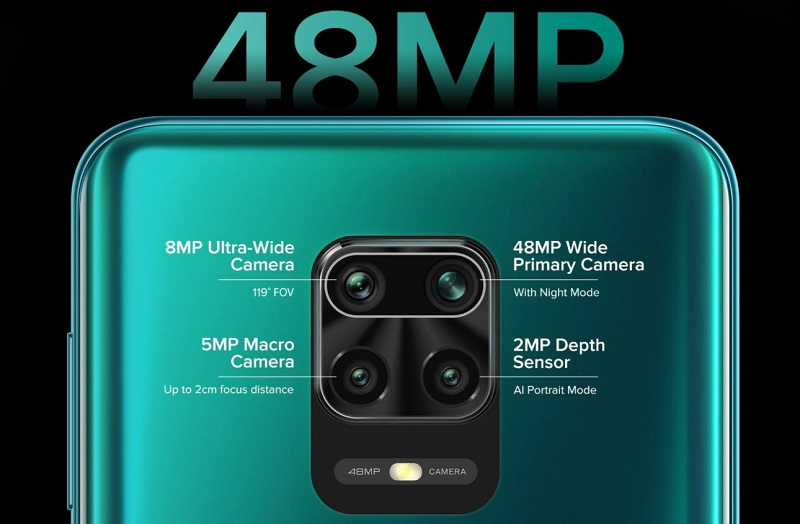 48 MP Quad Camera