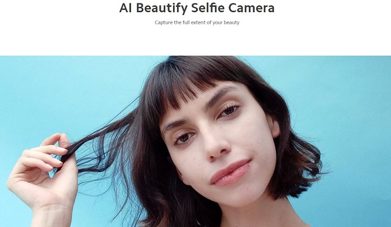 AI Beautify Selfie Camera