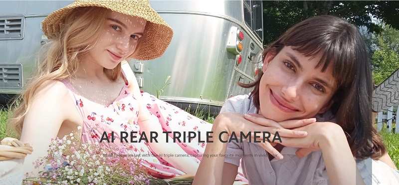 AI Rear Triple Camera