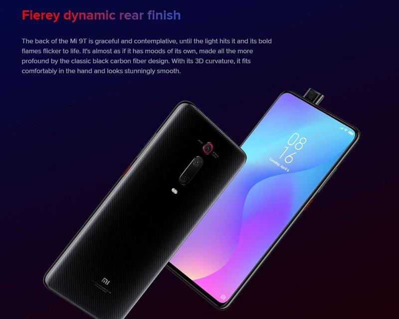 Fierey Dynamic Back Design