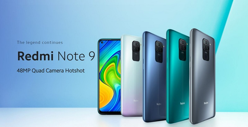 Redmi Note 9 Features