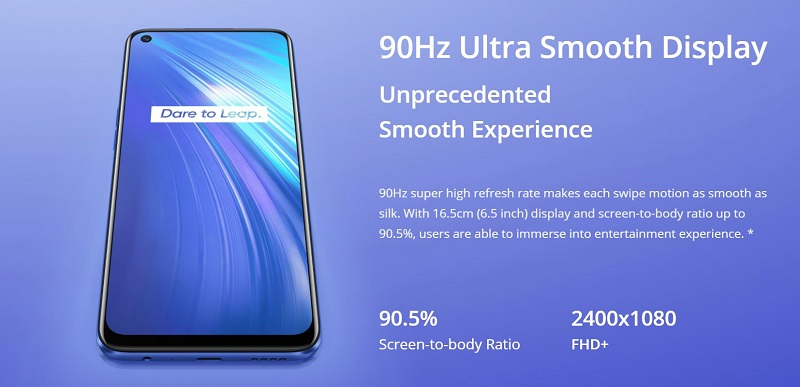 Ultra Smooth Display