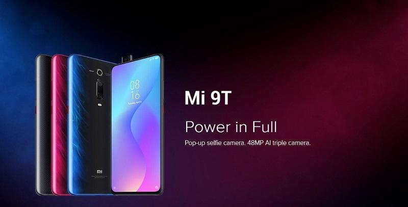 Xiaomi Mi 9T Camera Features