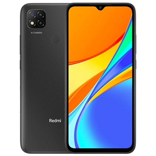 Xiaomi Redmi 9C Midnight Grey