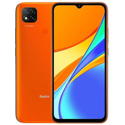 Xiaomi Redmi 9C Sunrise Orange
