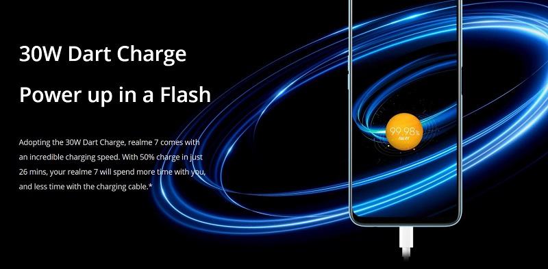 30W Fast Charge