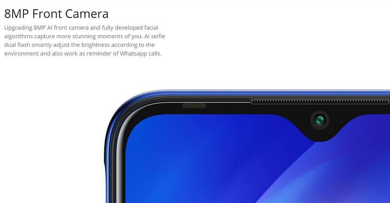 8-Megapixel Camera