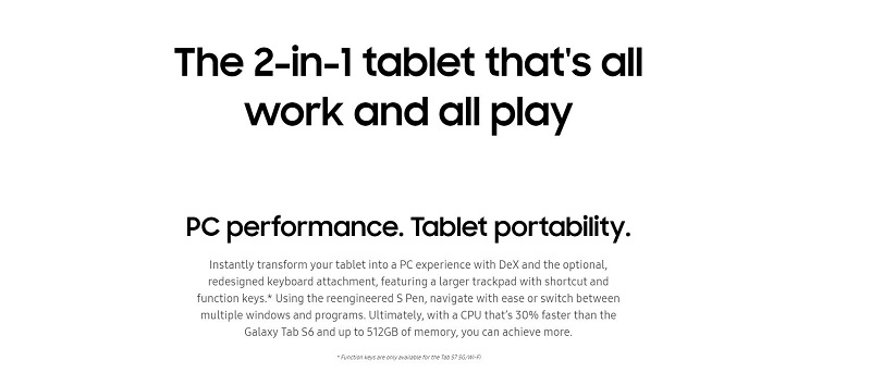 Best PC Performance In a Tablet