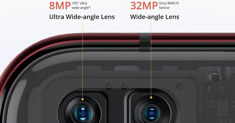 Dual Selfie camera