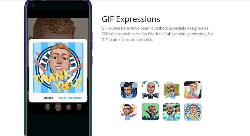GIF Expressions