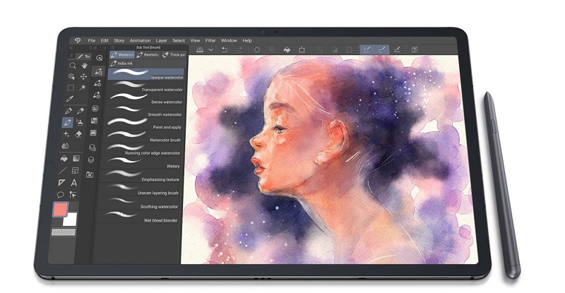 Galaxy Tab S7 Redesigned For More Productivity