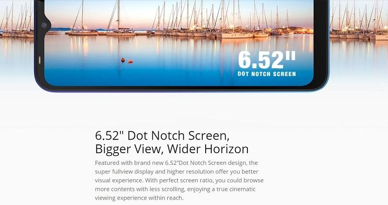 Pop 3 Plus Bigger Display