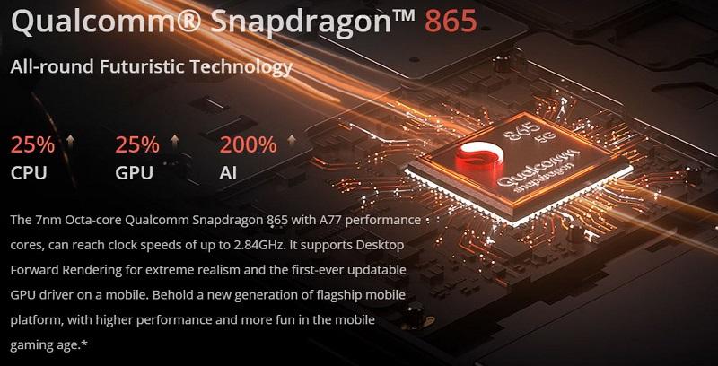 Powerful Qualcomm Snapdragon CPU