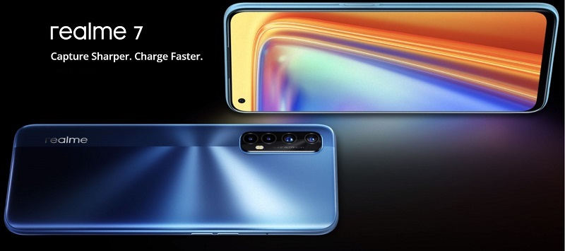 Realme 7 Fast Charging