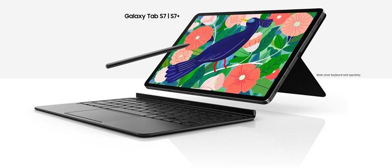 Samsung Galaxy Tab S7 Design